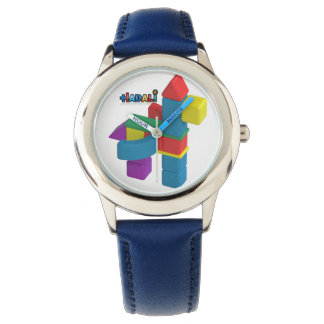 Hadali Toys - Kid's Stainless Steel Watch