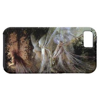 Hadas que miran en el borde del bosque iPhone 5 Case-Mate carcasas