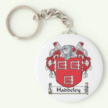 Haddeley Family Crest Keychain