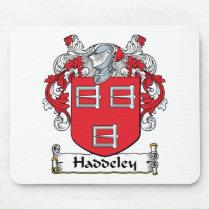 Haddeley Family Crest Mousepad