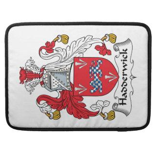 Hadderwick Family Crest MacBook Pro Sleeve