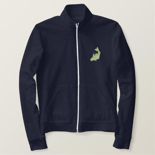 Haddock Embroidered Jacket