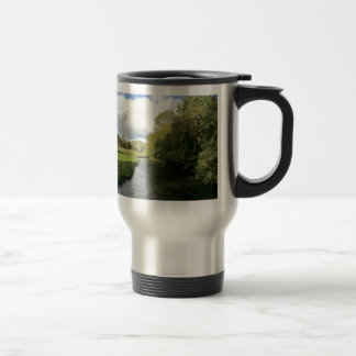 Haddon Hall 15 Oz Stainless Steel Travel Mug