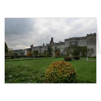 Haddon Hall and Gardens Cards