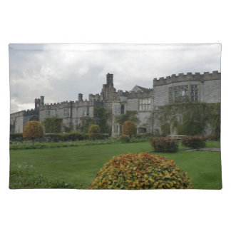 Haddon Hall and Gardens Placemat