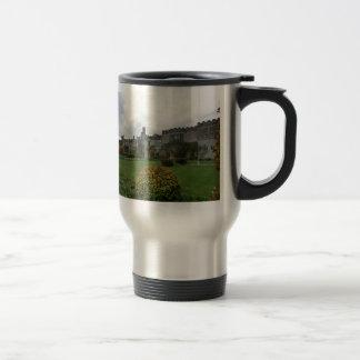 Haddon Hall and Gardens Travel Mug
