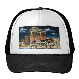 Haddon Hall, Atlantic City, New Jersey Trucker Hat