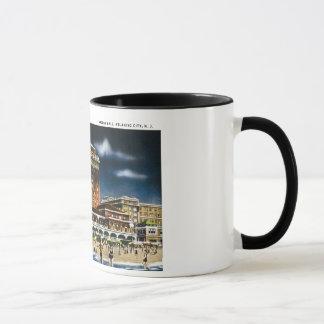 Haddon Hall, Atlantic City, New Jersey Mug