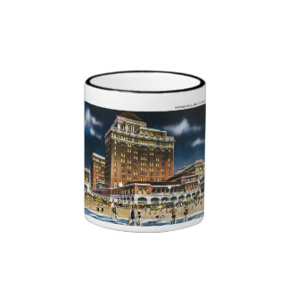 Haddon Hall, Atlantic City, New Jersey Mugs