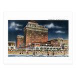Haddon Hall, Atlantic City, NJ Postcard