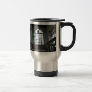 Haddon Hall Chapel 15 Oz Stainless Steel Travel Mug