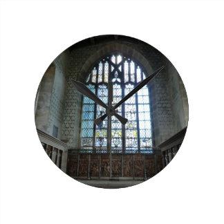Haddon Hall Chapel Wall Clock
