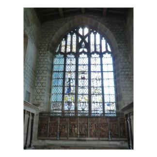 Haddon Hall Chapel Letterhead