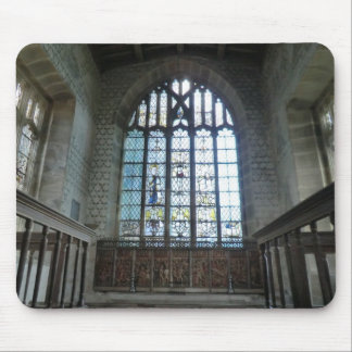 Haddon Hall Chapel Mouse Pad