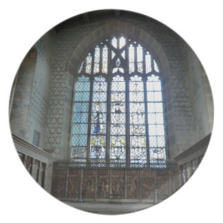 Haddon Hall Chapel Dinner Plate