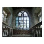 Haddon Hall Chapel Postcard
