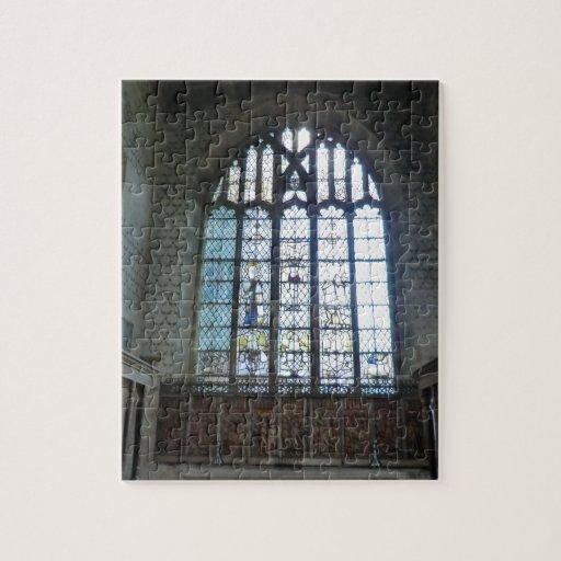 Haddon Hall Chapel Puzzles