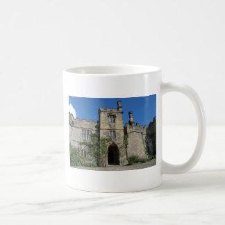 Haddon Hall Classic White Coffee Mug