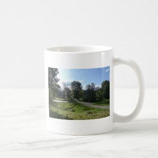 Haddon Hall Driveway Classic White Coffee Mug