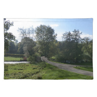 Haddon Hall Driveway Placemat