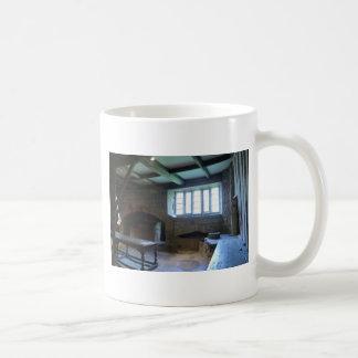Haddon Hall Medieval Kitchen Classic White Coffee Mug