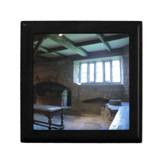 Haddon Hall Medieval Kitchen Jewelry Boxes