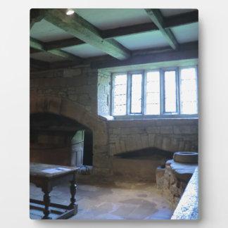 Haddon Hall Medieval Kitchen Plaque