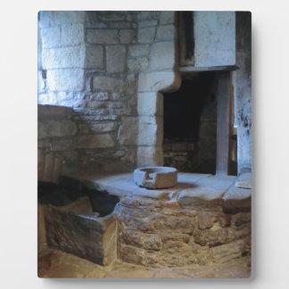 Haddon Hall Medieval Kitchen Display Plaque