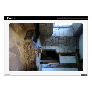Haddon Hall Medieval Kitchen Decals For Laptops