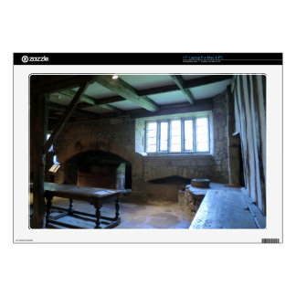 Haddon Hall Medieval Kitchen Skin For Laptop