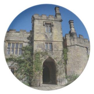 Haddon Hall Plate