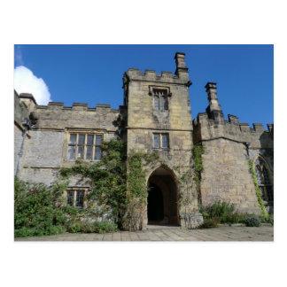 Haddon Hall Postcard