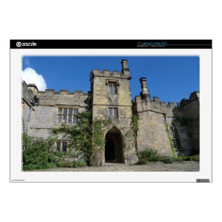 "Haddon Hall Decal For 17"" Laptop"