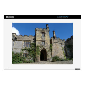 "Haddon Hall Decal For 15"" Laptop"
