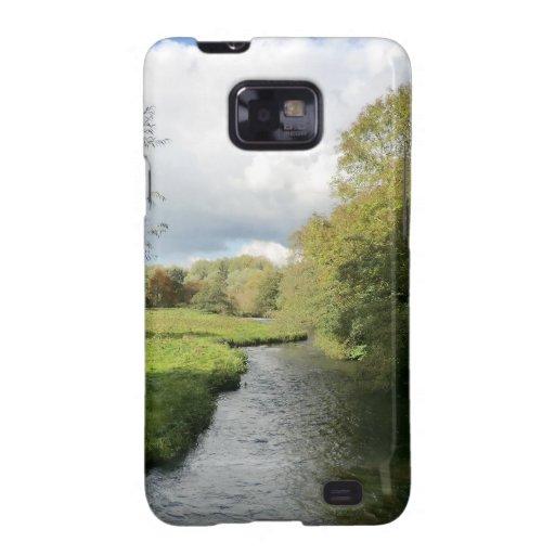 Haddon Pasillo Galaxy S2 Carcasa