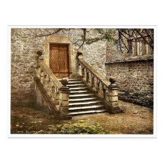 Haddon Pasillo, pasos de Dorothy Vernon, Derbyshir Postal