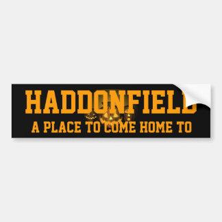 Haddonfield Pegatina Para Auto