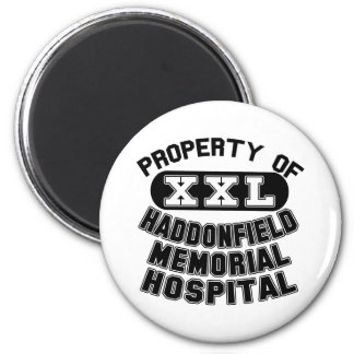 Haddonfield Memorial Hospital Products 2 Inch Round Magnet