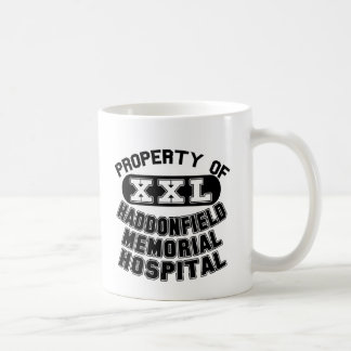 Haddonfield Memorial Hospital Products Coffee Mug