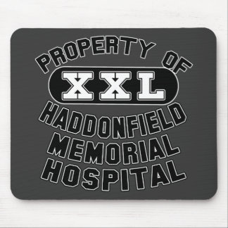 Haddonfield Memorial Hospital Products Mouse Pad