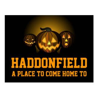 Haddonfield Postcard