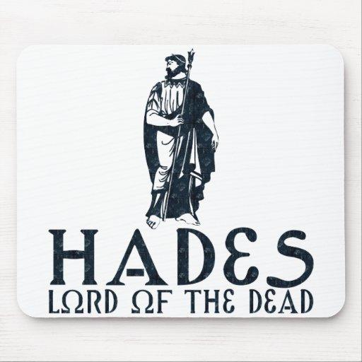 Hades Alfombrilla De Raton