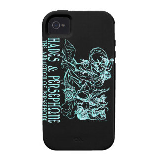 Hades and Persephone Vibe iPhone 4 Cases