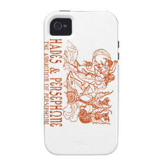 Hades and Persephone iPhone 4 Cases