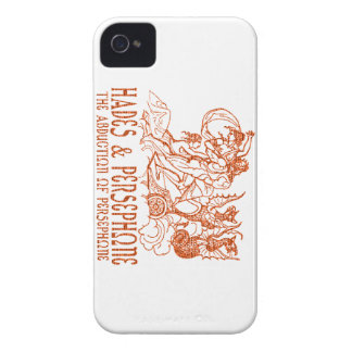 Hades and Persephone iPhone 4 Case