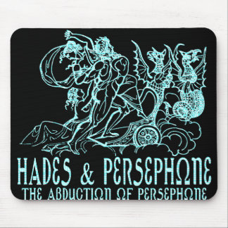 Hades and Persephone Mouse Pad