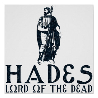 Hades Posters