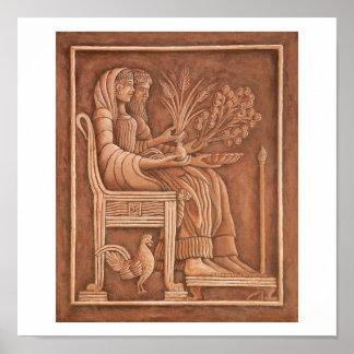 Hades & Persephone Print