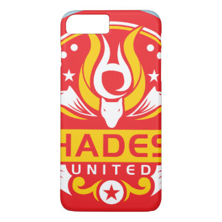 Hades United iPhone case