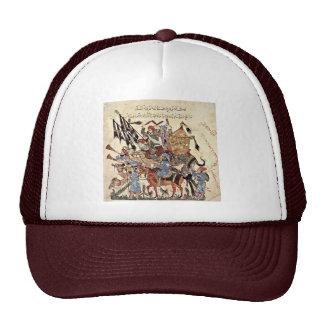 "Hadj (31. Maqamat) By Al-Wâsitâ Yahyâ Ibn Mahmã "" Trucker Hat"